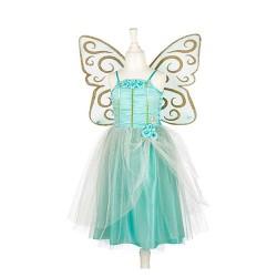 Josiane robe + ailes 8-10 ans