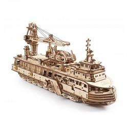 Ugears Explorateur Maritime