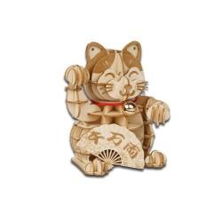 Robotime Plutus Cat