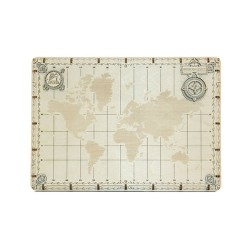 Wooden City Carte du Monde Expedition (Serie points)