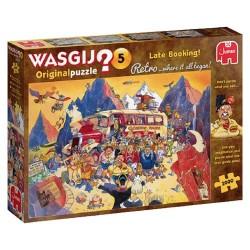 Wasgij-Original : Late Booking