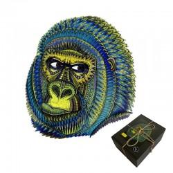 GoPuzzle : Kong le gorille (boite carton)
