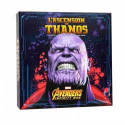 L'Ascension de Thanos - Avengers Infinity War