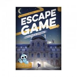 Escape Game Jr : Qui a Volé la joconde?