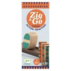 Zig & Go - Culbuto - 7 pièces