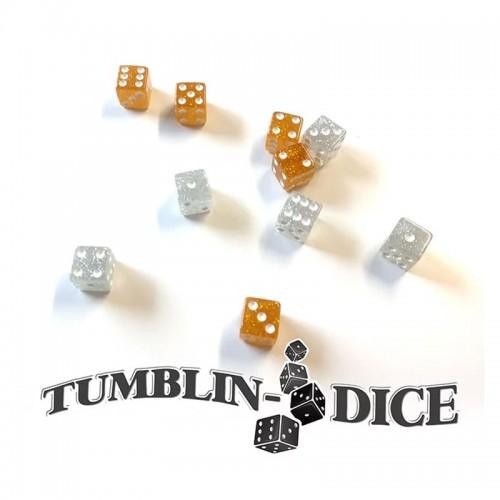Tumblin Dice - 10 dés anniversaire
