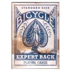 Cartes Bicycle Expert Back Bleu/Rouge/Vert