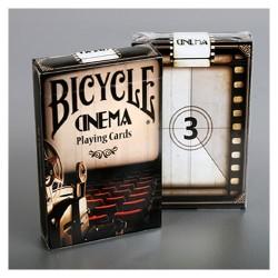 Cartes Bicycle : Cinema