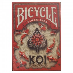 Cartes Bicycle : Koi
