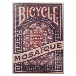 Cartes Bicycle : Mosaique