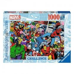 Puzzle Challenge Marvel