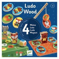 Ludowood - 4 jeux