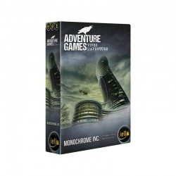 Adventure games 2 : Monochrome Inc.