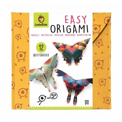 Easy origami - Papillons