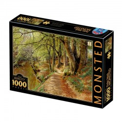 Puzzle D-toys A Spring Day (Peder Mork Monsted)