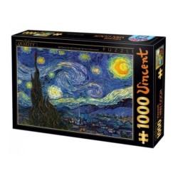 Puzzle La Nuit étoilée (Van Gogh)
