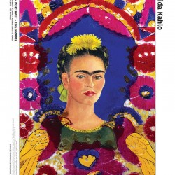 Puzzle Autoportait Frida Kahlo