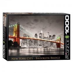 Puzzle New York City, Brooklyn Bridge
