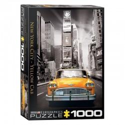 Puzzle New York City, Yellow Cab