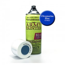 Army Painter : Base Primer - Ultramarine Blue