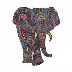 Puzzle Creatif : L'éléphant Impérial