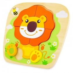 Puzzle Lion (10p)