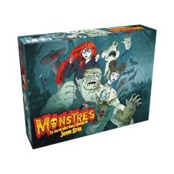 Monstres : Initiation au jeu d'aventures