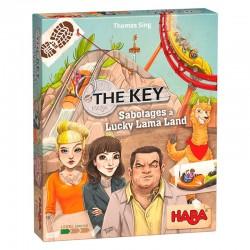 The Key : Sabotages à Lucky Lama Land