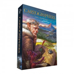 Cartographers A Roll Player's Tale