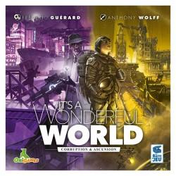 It's a wonderful world : Corruption et Ascension version KS