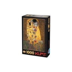 Puzzle D-toys Le Baiser (Klimt)