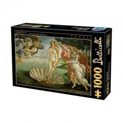 Puzzle Naissance de Venus (Botticelli)