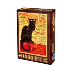 Vintage Posters : Tournée du Chat Noir
