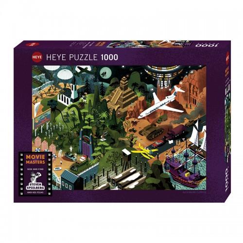 Puzzle Movie Masters : Steven Spielberg films