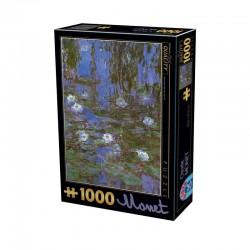 Puzzle Nenuphars (Monet)