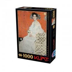 Puzzle D-toys Fritza Riedler (Klimt)