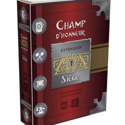 Champ d'Honneur extension Siège