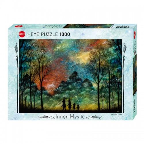 Puzzle Inner Mystic : Wondrous Journey