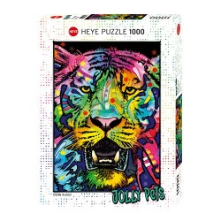 Puzzle Jolly Pets - Wild Tiger