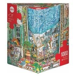Puzzle Artist's Mind (Korky)