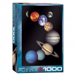 Puzzle Nasa Systeme Solaire