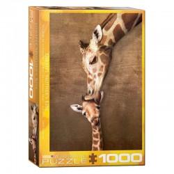Puzzle Calin de Girafe