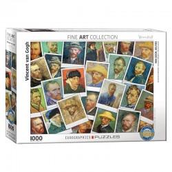 Portraits Van Gogh