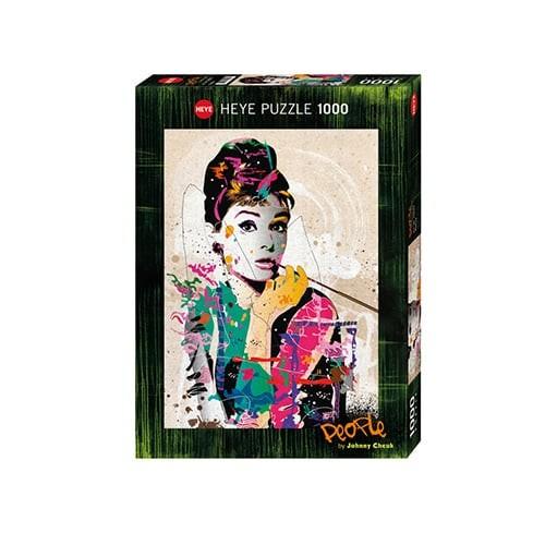 People : Audrey Hepburn (Cheuk)