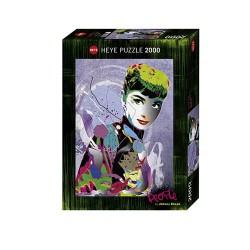 Puzzle People : Audrey Hepburn II (Cheuk)