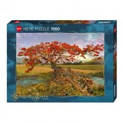 Puzzle Enigma Trees : Strontium Tree