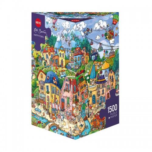 Puzzle Happytown (Berman)