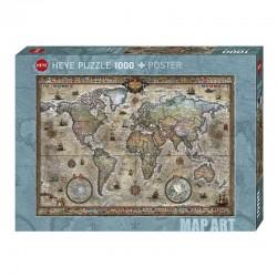 Puzzle Retro World