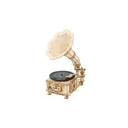 Robotime Gramophone