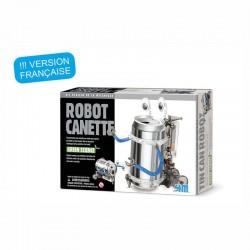Kidzrobotix : robot en fer blanc